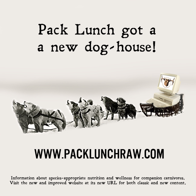 Pack Lunch MOVED!