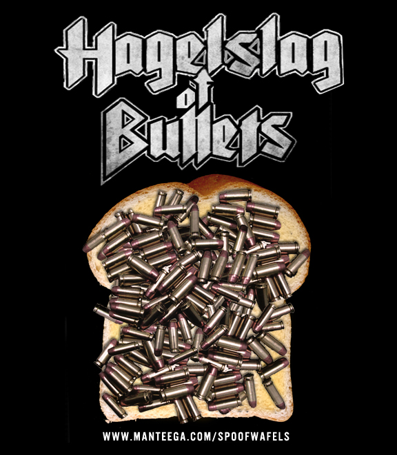 Hagelslag of Bullets